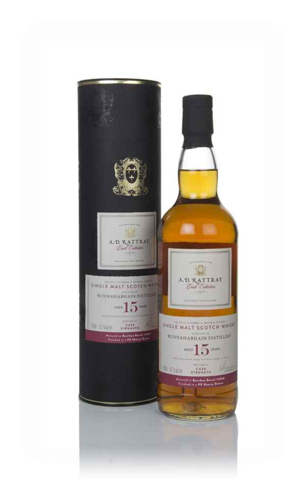 Bunnahabhain 15 Year Old (cask 3058) Pedro Ximénez Cask Finish - Cask Collection (A. D. Rattray)