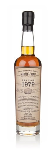 Bunnahabhain 23 Year Old 1979 - Lost Bottlings Series (Master of Malt)