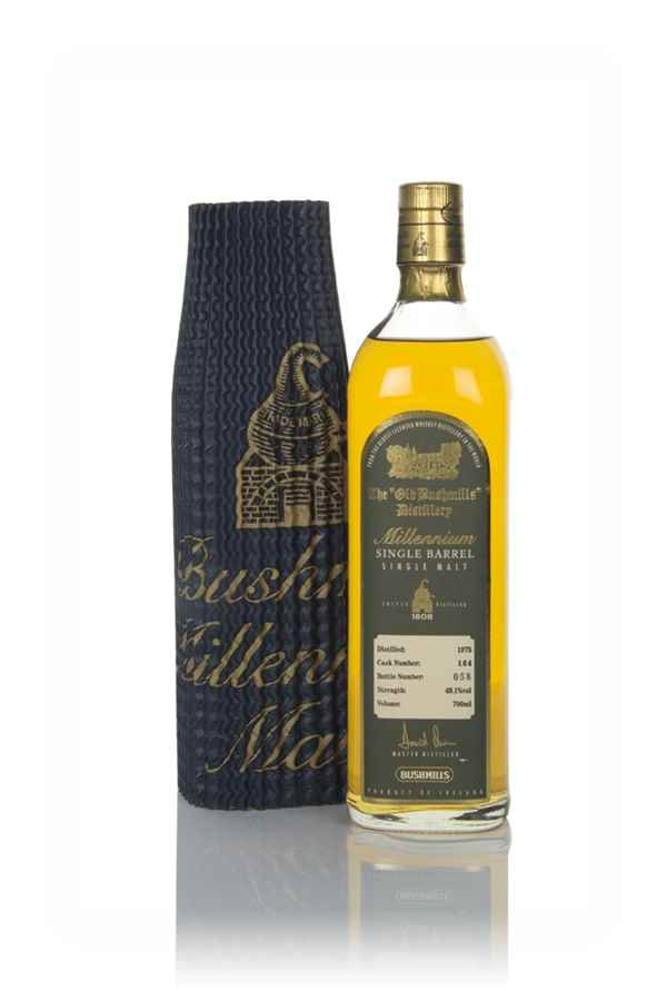 Bushmills 1975 (cask 164) - Millennium Single Barrel