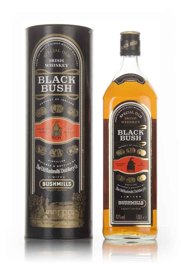 Bushmills Black Bush - 1980s