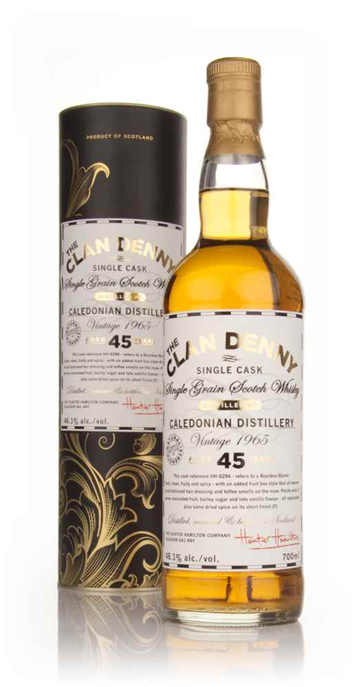 Caledonian 45 Year Old 1965 -The Clan Denny (Douglas Laing)