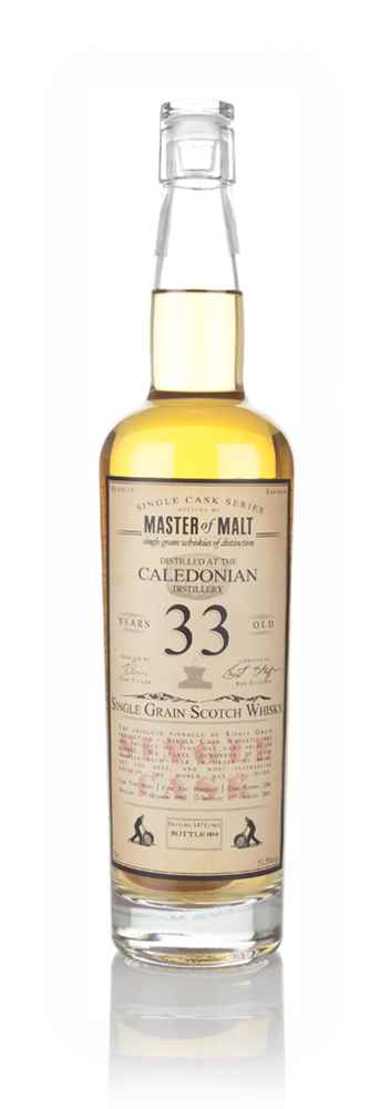 Caledonian 33 Year Old 1982 - Single Cask (Master of Malt)