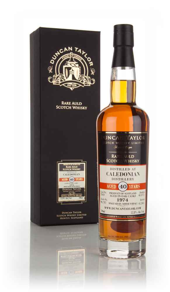 Caledonian 40 Year Old 1974 (cask 23630) - Rare Auld (Duncan Taylor)