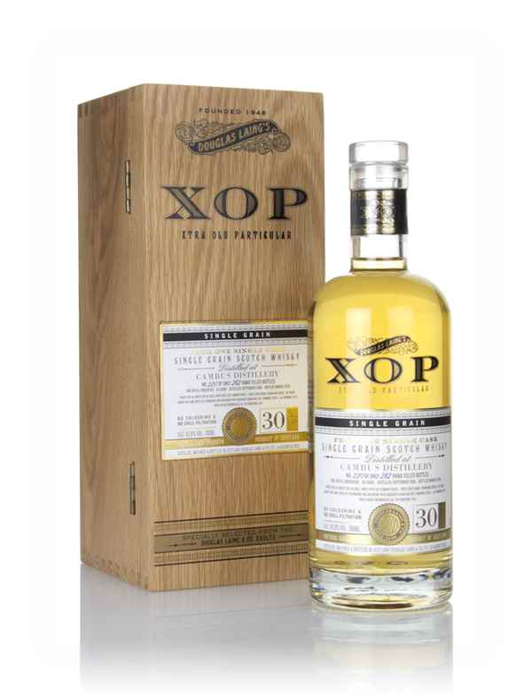 Cambus 30 Year Old 1988 (cask 13089) - Xtra Old Particular (Douglas Laing)