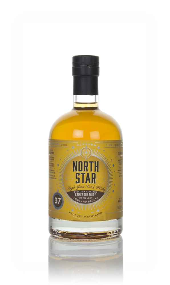 Cameronbridge 37 Year Old 1982 - North Star Spirits