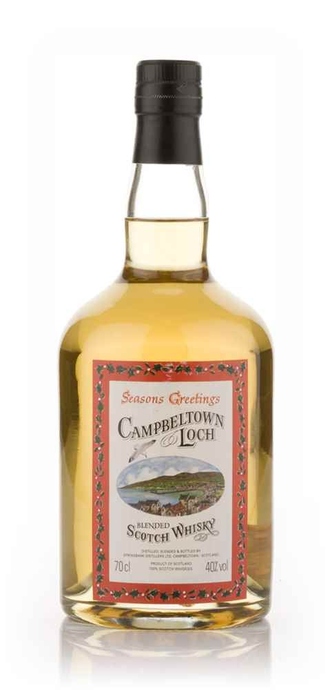 Campbeltown Loch Christmas Blend