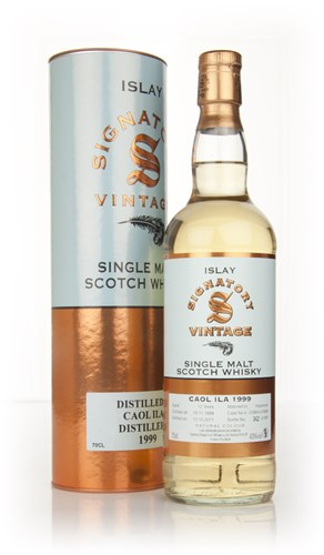 Caol Ila 12 Year Old 1999 (Signatory)