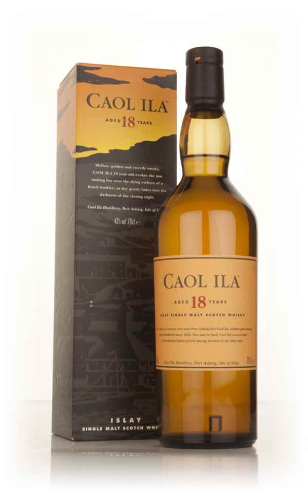 Caol Ila 18 Year Old