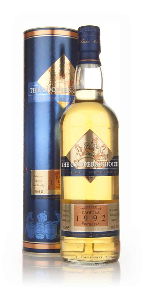 Caol Ila 1992 - The Coopers Choice (The Vintage Malt Whisky Co.)