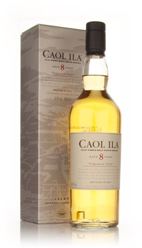 Caol Ila 8 Year Old Unpeated (Bottled 2007)