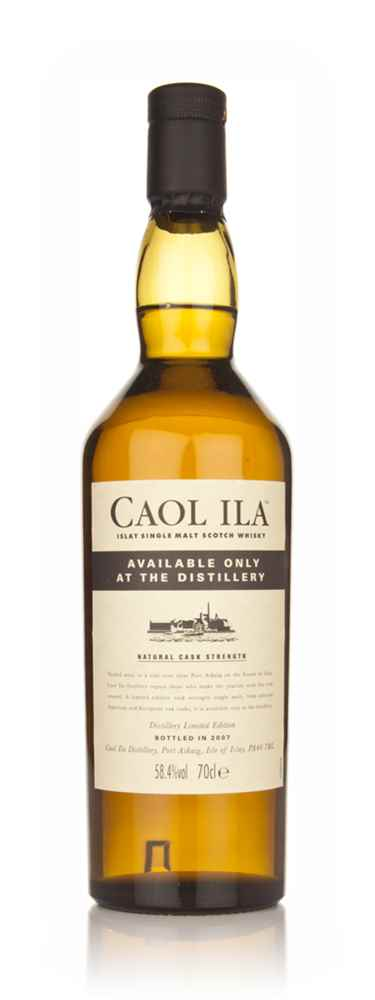 Caol Ila Distillery Only