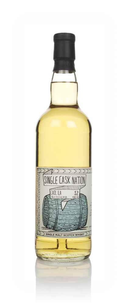 Caol Ila 12 Year Old 2007 (cask 510) - Single Cask Nation
