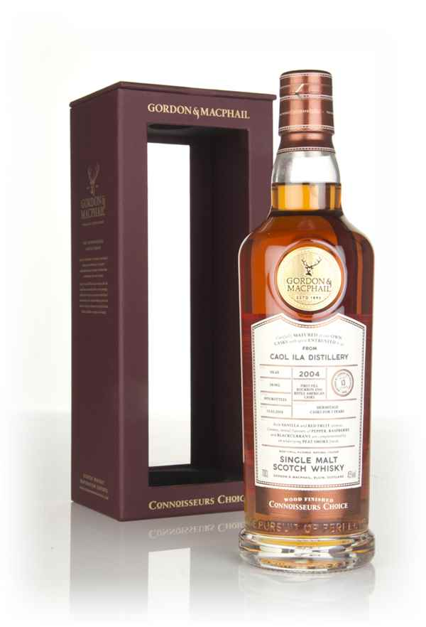 Caol Ila 13 Year Old 2004 - Connoisseurs Choice (Gordon & MacPhail)