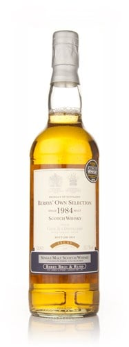 Caol Ila 1984 (Berry Bros. & Rudd)