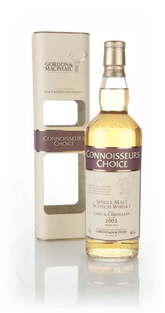 Caol Ila 2003 (bottled 2016) - Connoisseurs Choice (Gordon & MacPhail)