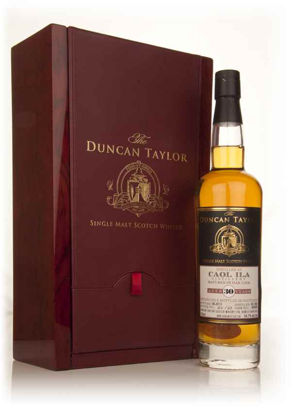 Caol Ila 30 Year Old 1983 (cask 405009) - The Duncan Taylor Single