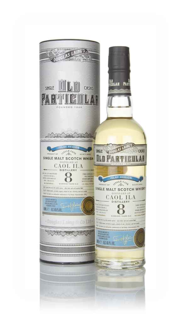Caol Ila 8 Year Old 2011 (cask 13131) - Old Particular (Douglas Laing)
