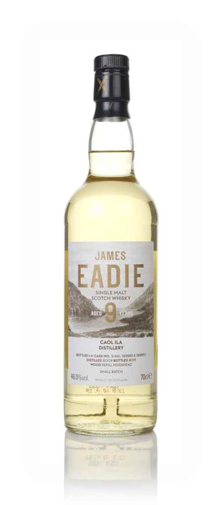 Caol Ila 9 Year Old 2009 (casks 314161, 322888 & 322890) - Small Batch (James Eadie)