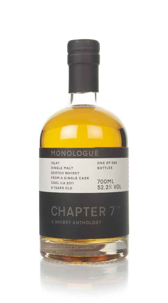 Caol Ila 9 Year Old 2011 (cask 160) - Monologue (Chapter 7)