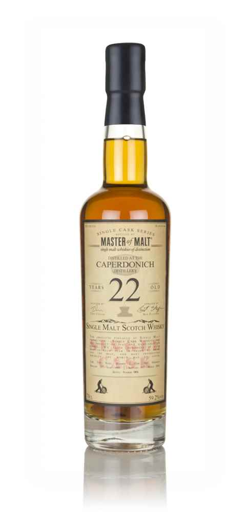 Caperdonich 22 Year Old 1995 - Single Cask (Master of Malt)