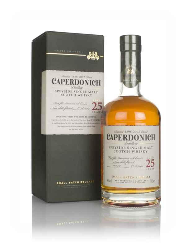 Caperdonich 25 Year Old - Secret Speyside Collection