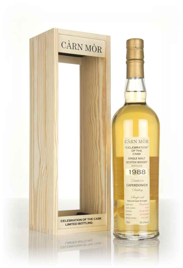 Caperdonich 29 Year Old 1988 (cask 6051) - Celebration Of The Cask (Càrn Mòr)