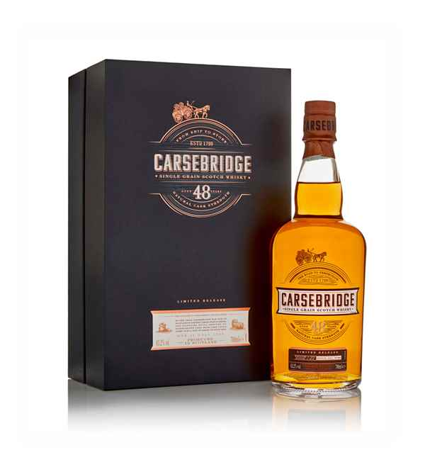 Carsebridge 48 Year Old (Special Release 2018)