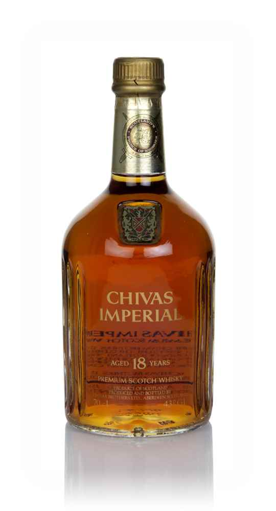 Chivas Imperial 18 Year Old - 1990s