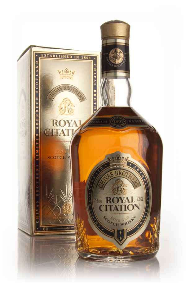 Chivas Royal Citation