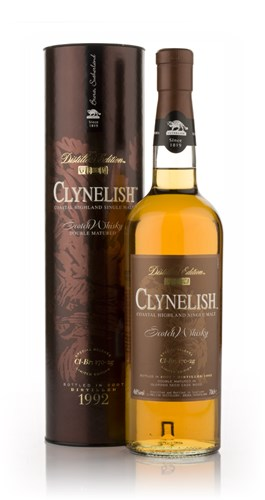 Clynelish 1992 (bottled 2007) Oloroso Sherry - Distillers Edition