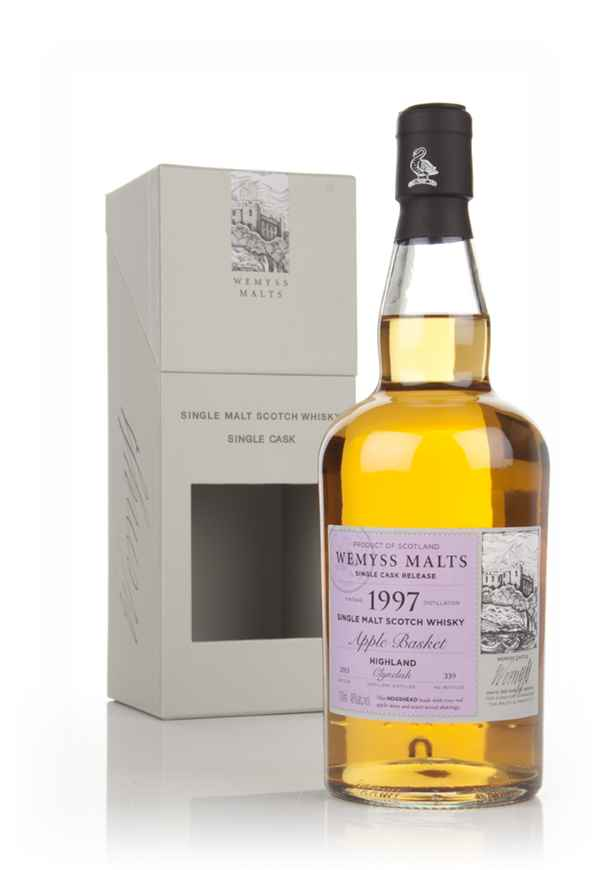 Apple Basket 1997 - Wemyss Malts (Clynelish)
