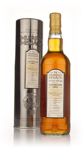 Clynelish 14 Year Old 1995 (Murray McDavid)