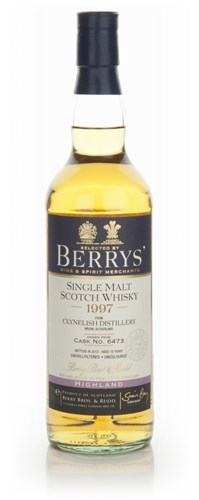 Clynelish 15 Year Old 1997 (cask 6473) (Berry Bros. & Rudd)