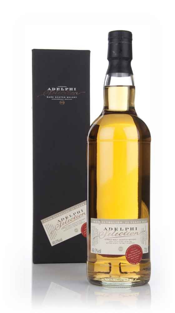 Clynelish 23 Year Old 1990 (cask 3233) - (Adelphi)