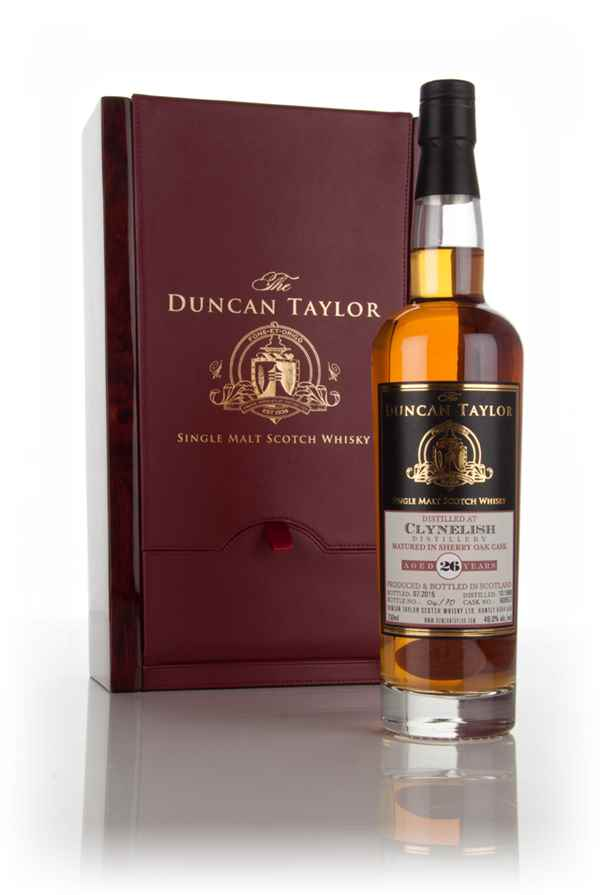 Clynelish 26 Year Old 1988 (cask 908537) - The Duncan Taylor Single
