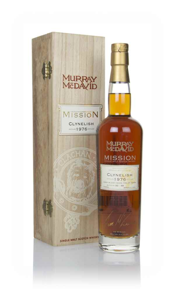 Clynelish 28 Year Old 1976 - Mission (Murray McDavid)