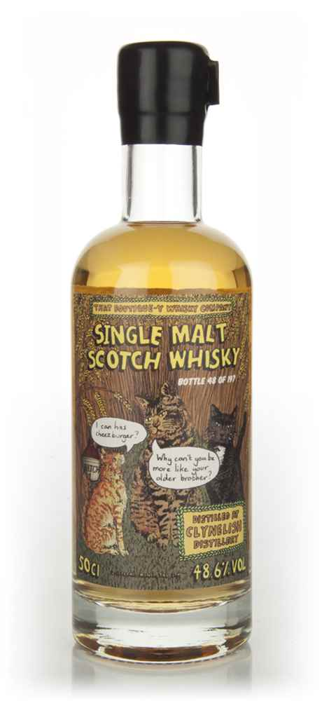 Clynelish - Batch 1 (That Boutique-y Whisky Company)
