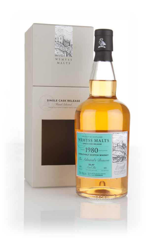 The Admiral's Beacon 1980 (bottled 2015) - Wemyss Malts (Caol Ila)
