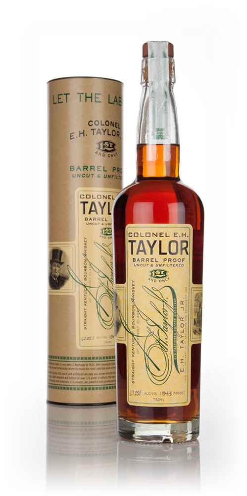 Colonel EH Taylor Barrel Proof