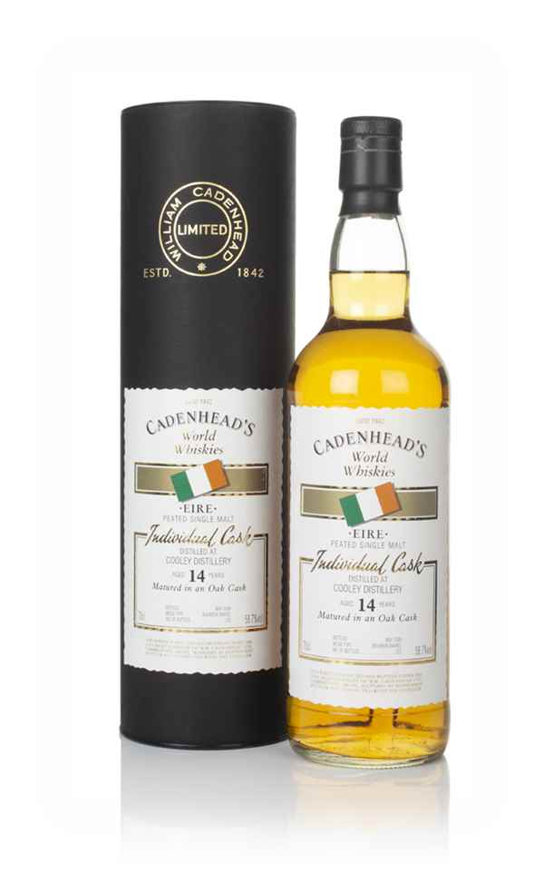 Cooley 14 Year Old - World Whiskies (WM Cadenhead)