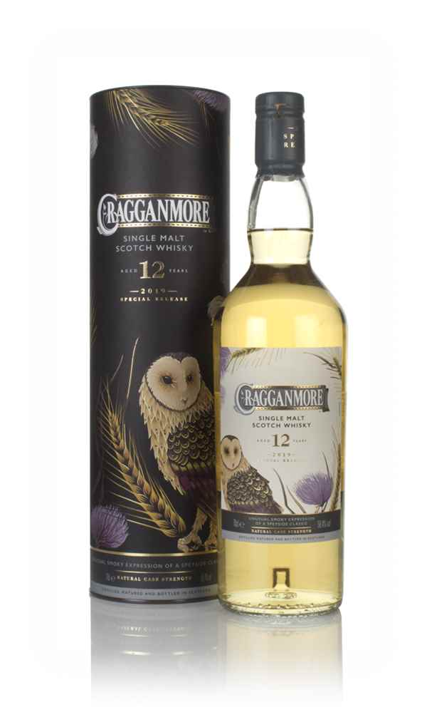 Cragganmore 12 Year Old (Special Release 2019)