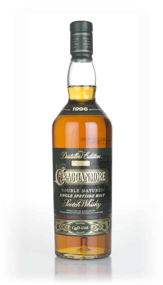 Cragganmore 1996 (bottled 2008) Port Wood Finish - Distillers Edition