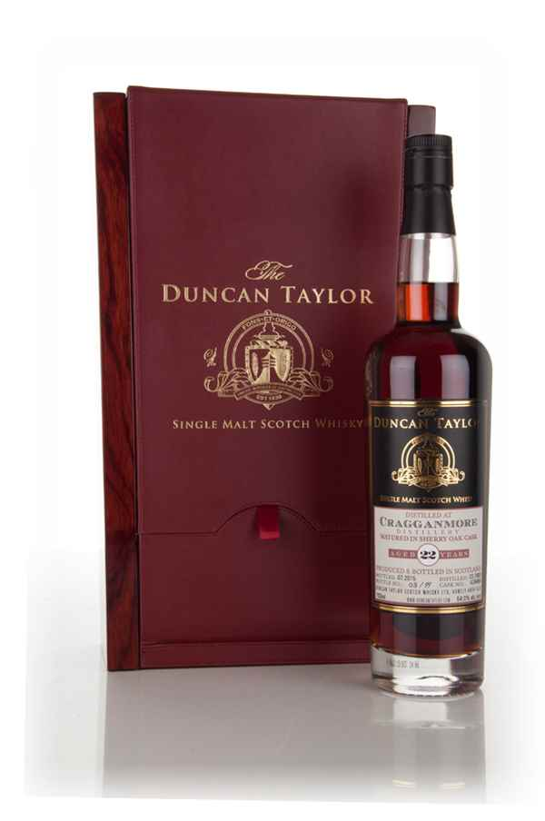 Cragganmore 22 Year Old 1993 (cask 428466) - The Duncan Taylor Single