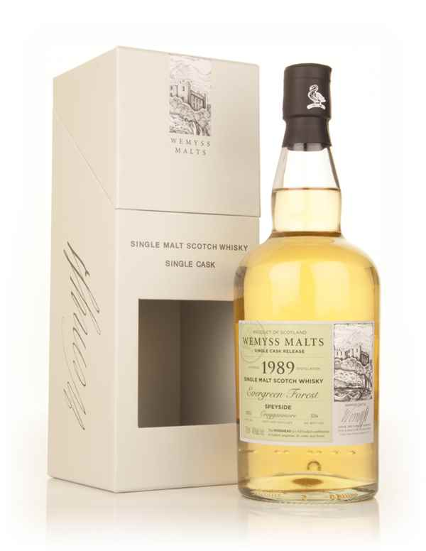 Evergreen Forest 1989 - Wemyss Malts (Cragganmore)
