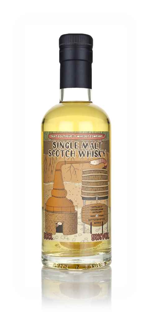 Craigellachie 10 Year Old - Batch 6 (That Boutique-y Whisky Company)