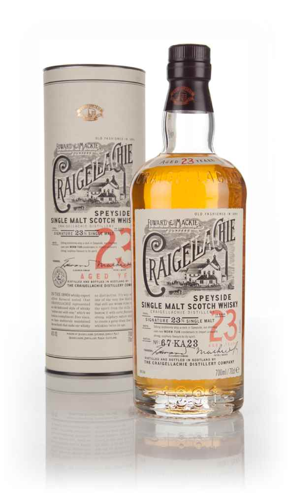 Craigellachie 23 Year Old