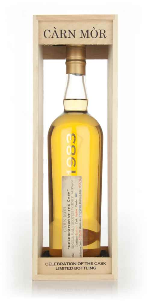 Daluiane 29 Year Old 1983 (cask 867) - Celebration of the Cask (Càrn Mòr)
