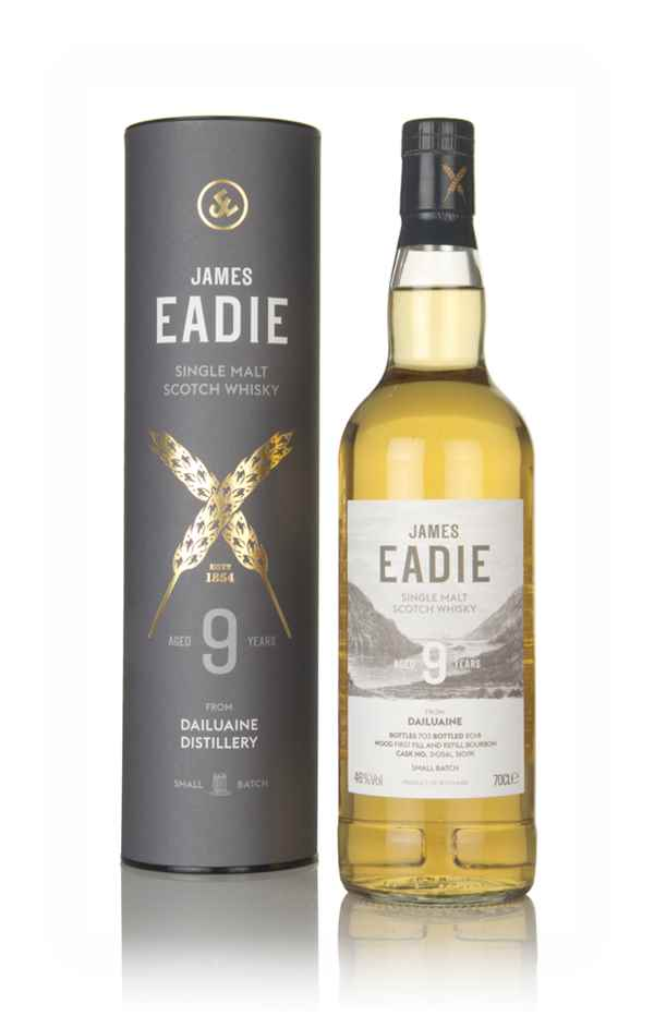 Dailuaine 9 Year Old (casks 310561 & 310191) - Small Batch (James Eadie)