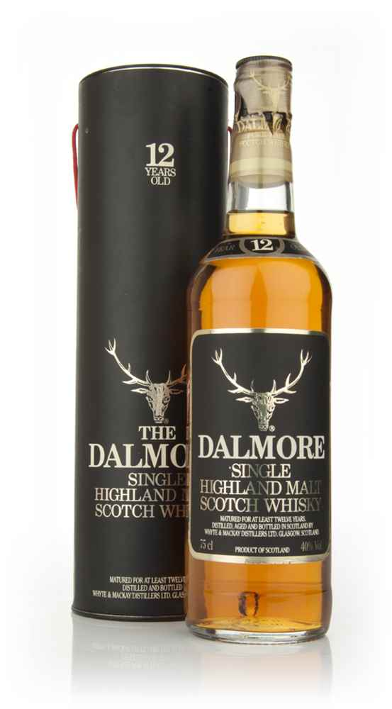 Dalmore 12 (Old Bottling)