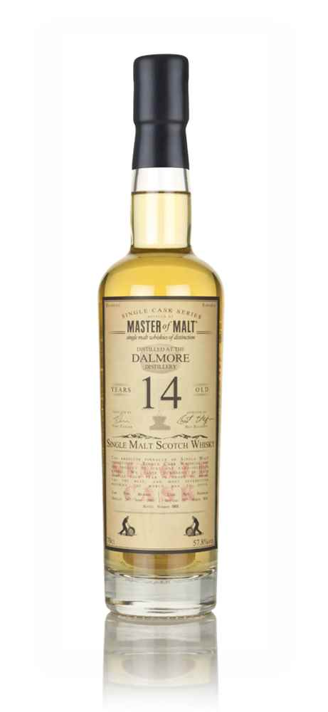 Dalmore 14 Year Old 2003 - Single Cask (Master of Malt)